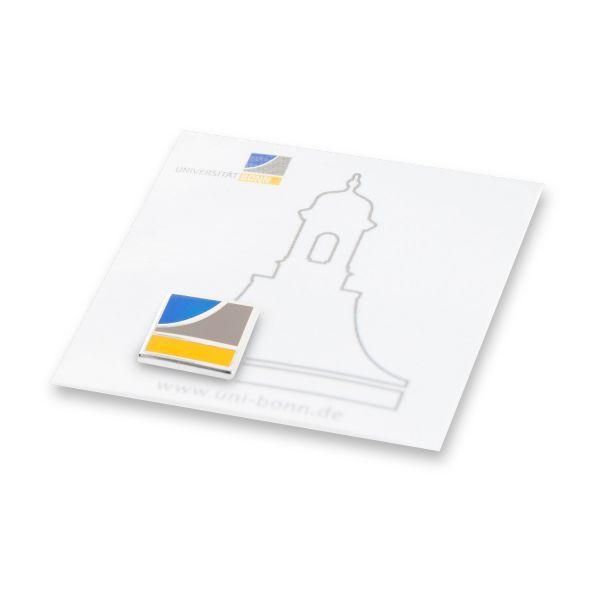 Pin auf Karte, Turm, corporate
