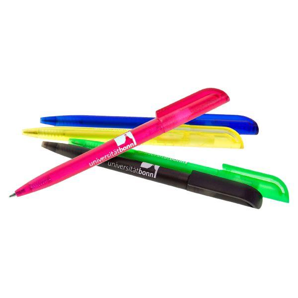 Kugelschreiber, diverse, corporate